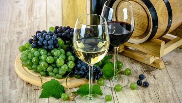 En Ica podrás disfrutar de deliciosos vinos y piscos. (Foto: Pixabay)