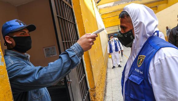 Inpe descarta casos positivos de coronavirus en 37 establecimientos penales del país. (Foto: Inpe)