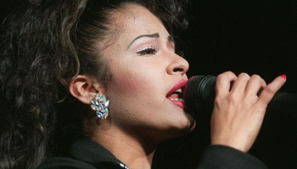 """El tema """"Dame un Beso"""" de Selena fue interpretado por primera vez en el show de Johnny Canales en 1987. (Foto: LA Times)"""