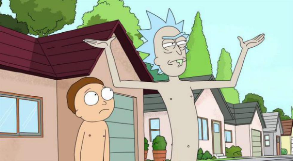 Anuncian cuarta temporada de 'Ricky y Morty'. (Adult Swim)