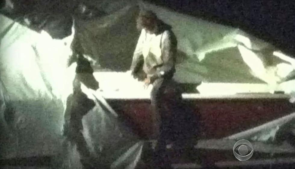Dzhokhar Tsarnaev, detenido hace horas, sigue en estado grave pues ha perdido mucha sangre. (AFP)