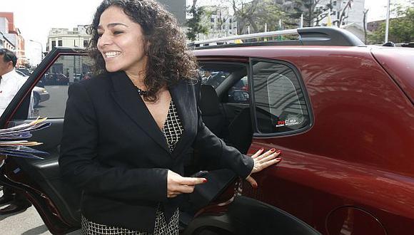 Se aplaza el proceso contra la representante de Fuerza 2011. (USI)