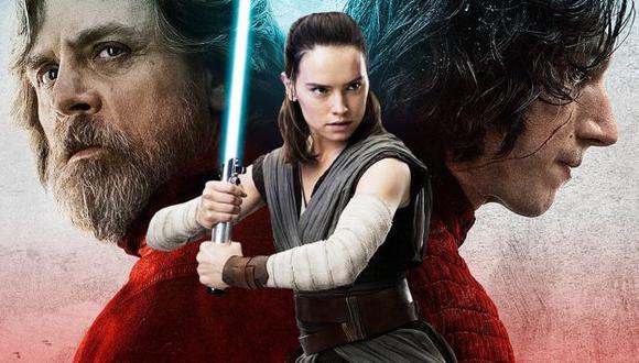 El tráiler de 'Star Wars: The Last Jedi' ya tiene casi 30 millones de reproducciones (Disney)