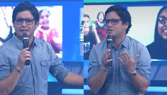 Gian Piero Díaz anuncia secuencia 'aprendo jugando' a partir de mañana en 'EEG', señala