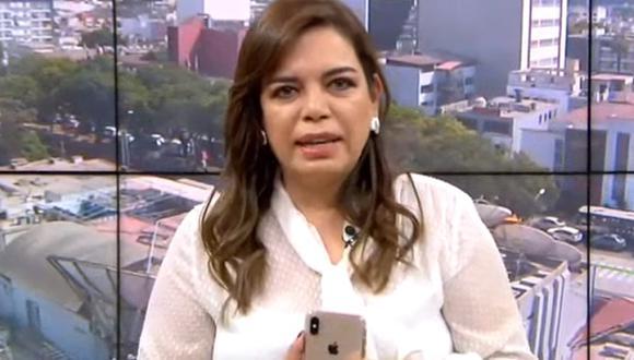 Milagros Leiva confirma programa de entrevistas en Willax TV tras salida de ATV.