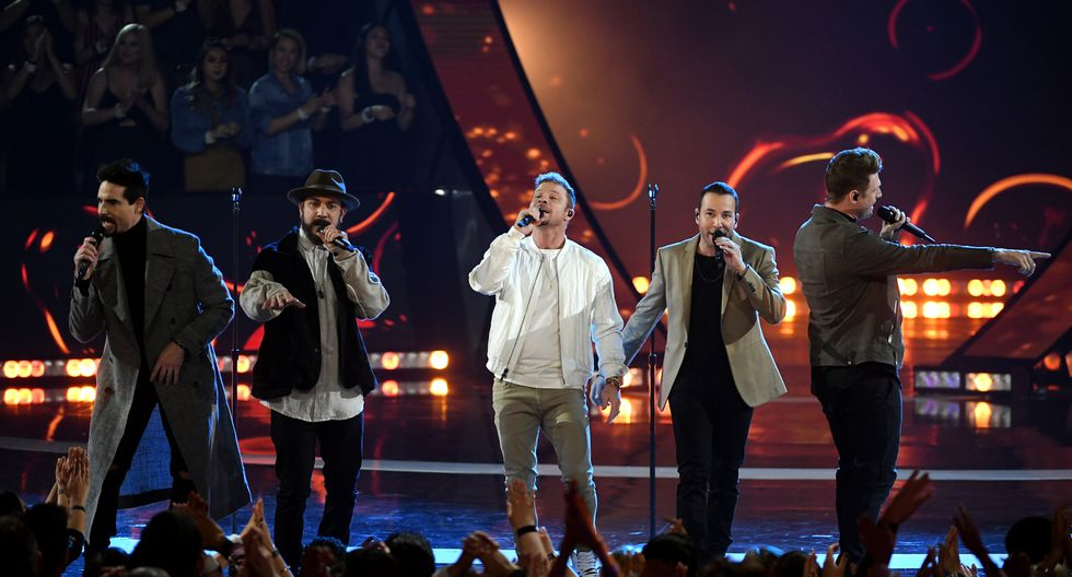 """Los Backstreet Boys lanzan versión acústica de """"I Want It That Way"""" por los 20 años de Millennium (Foto: AFP)"""