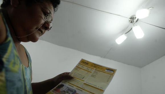 La reducción de las tarifas de distribución eléctrica se debe a la disminución en los precios de los insumos requeridos para la prestación del servicio eléctrico. (Foto: Andina)