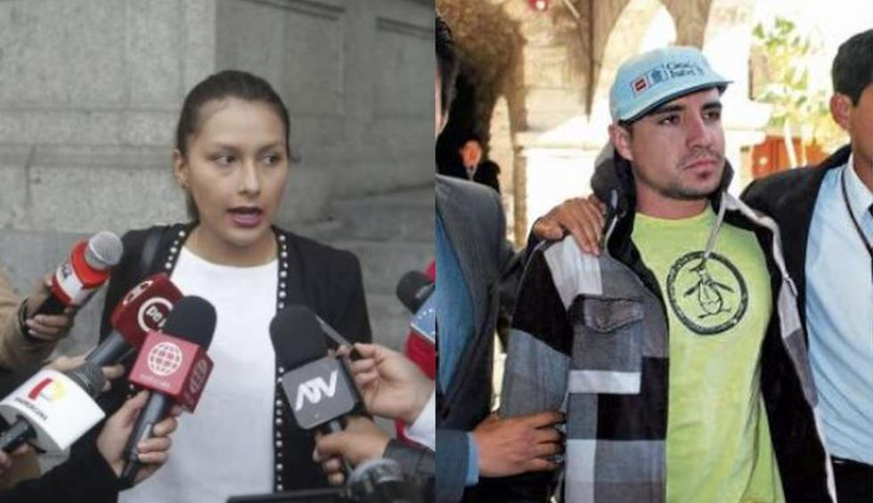 """Arlette Contreras pide """"drástica condena"""" contra su agresor Adriano Pozo Arias. (Composición)"""