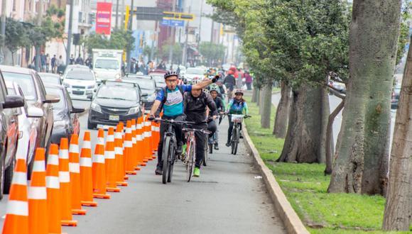 La comuna capitalina anunció que la jornada será vigilada por los orientadores de movilidad. (Foto: MML)
