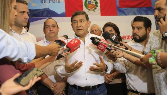 Ministro Carlos Morán adelantó que se materializará la medida con un decreto supremo (Jessica Vicente/GEC).