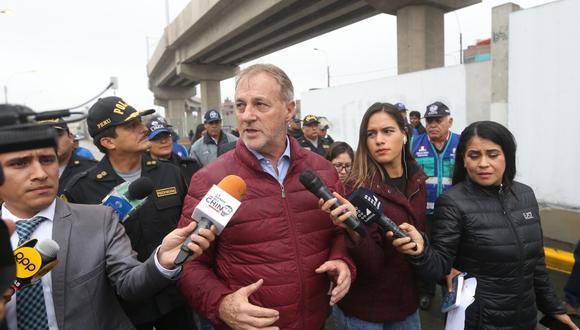 Jorge Muñoz dijo esperar que antes de agosto sean mostrados los frutos de las negociaciones. (Foto: GEC)