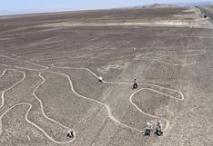 Descubren nuevo geoglifo en la Pampa de Nasca