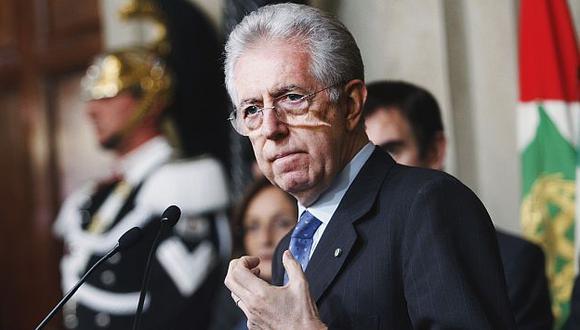 Italia estaría negociando ayuda del FMI, aunque esa entidad lo negó. (AP)