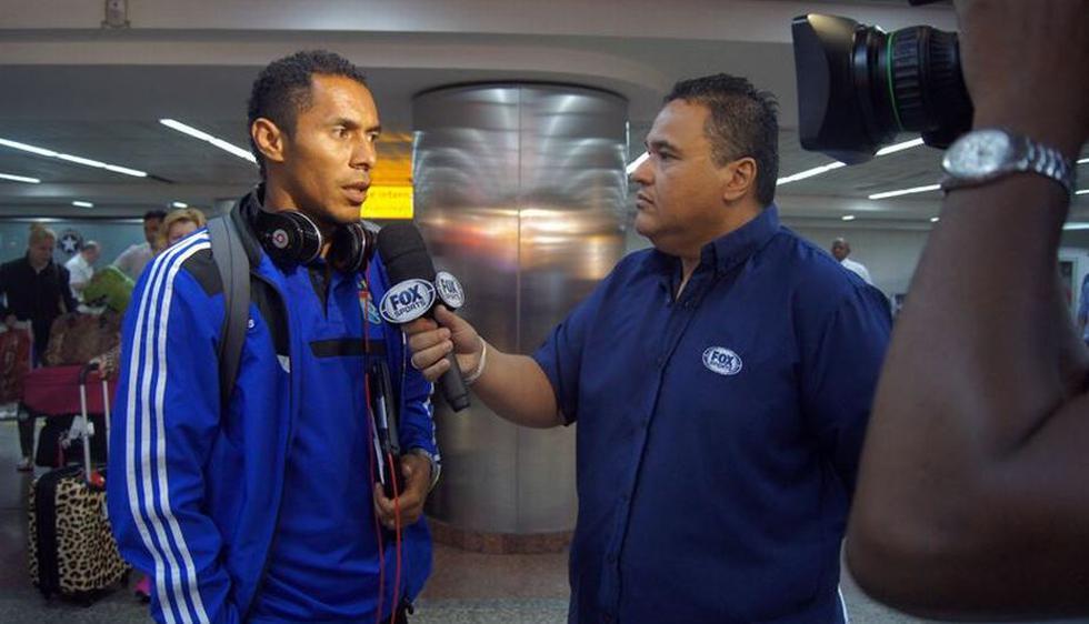 La delegación de Cristal arribó a Sao Paulo cerca a las 6:30 a.m., hora peruana. (Facebook Sporting Cristal)