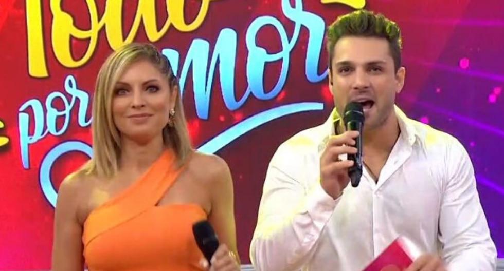 """Latina suspende grabaciones de """"Todo por amor"""" por coronavirus (Foto: captura video)"""