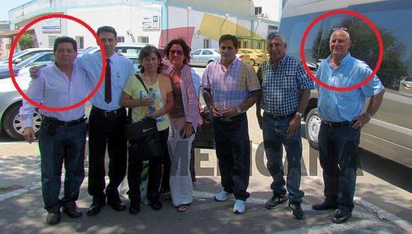 Se reunieron en Israel en mayo de 2012. (Panorama)