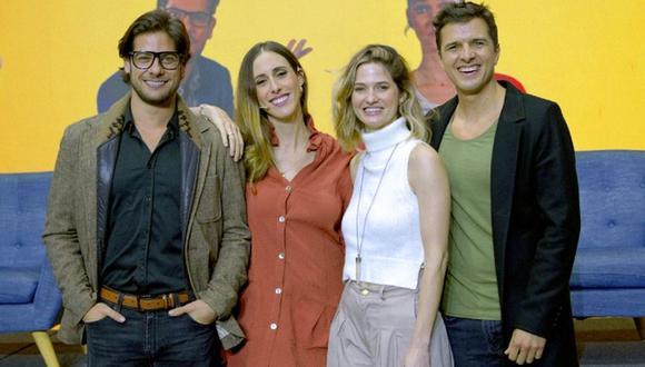 """La película """"Doblemente Embarazada"""" se estrenará en las salas de cines este 30 se septiembre. (Foto: 3Puntos)"""