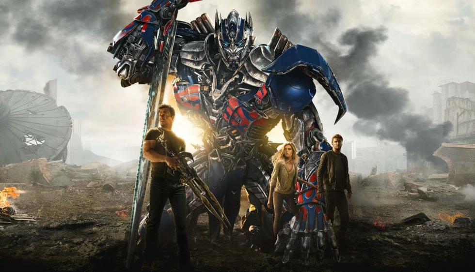 'Transformers: La era de la extinción' recaudó US$1.087,4 millones, convirtiéndose en la película más taquillera de 2014. (hdwallpapers.in)