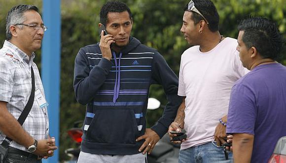 'Loba' estuvo en La Florida con su hermano mayor, el 'Murciélago' Abel. (USI)