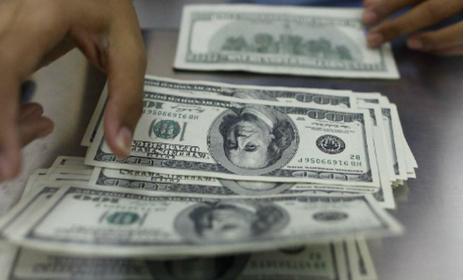 Así se registró el tipo de cambio al término de la jornada de hoy. (Foto: Reuters)