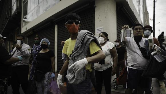 El Gobierno continuará ejecutando medidas para evitar el contagio de coronavirus.(Foto: Joel Alonzo7GEC)