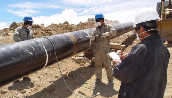 Gasoducto Sur Andino será terminado durante este gobierno, según Cornejo. (USI)