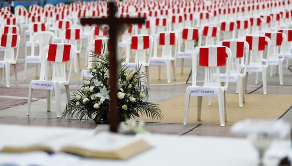 La cantidad de fallecidos aumentó este domingo. (Fotos Miguel Yovera /@photo.gec)