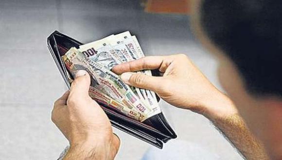Se propondrá el aumento de la remuneración mínima vital (RMV) que actualmente se encuentra en S/ 930. (Foto: GEC)