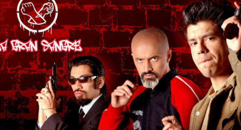 'La Gran Sangre': Aldo Miyashiro no descarta retomar la serie con Carlos Alcántara y Pietro Sibille