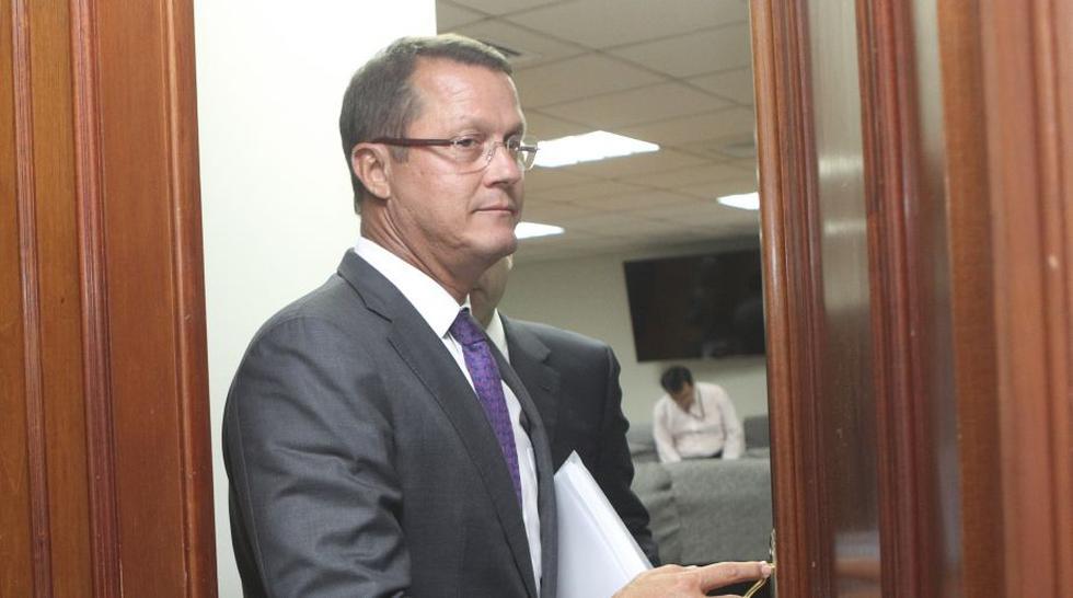 Jorge Barata llega a firma de acuerdo entre Fiscalía y Odebrecht (GEC)