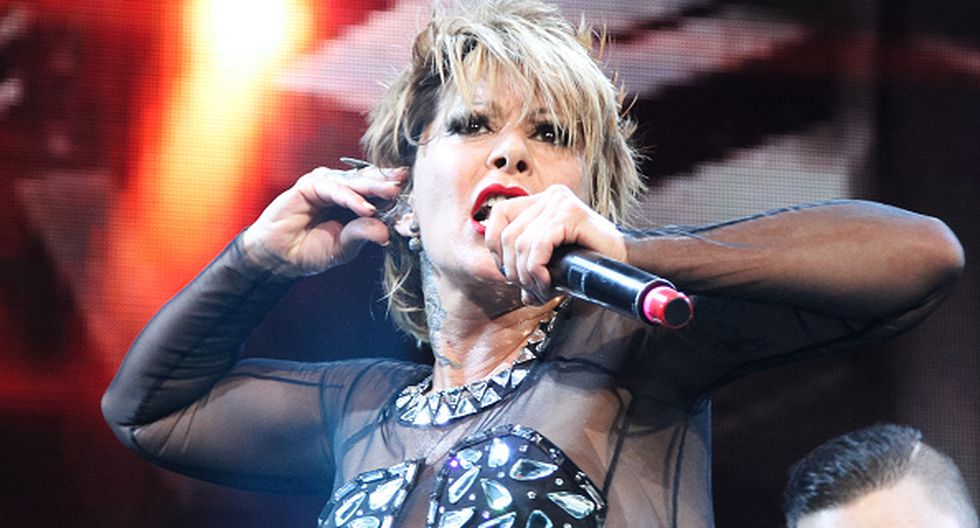 Mexicana aclaró que su historia con el cantante de 'Carito' ocurrió cuando este era un hombre soltero. (Getty)