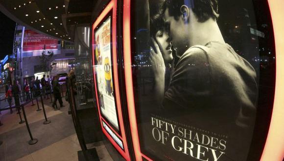 50 Sombras de Grey se estrenó en el Perú el jueves 12 de febrero. (Reuters)