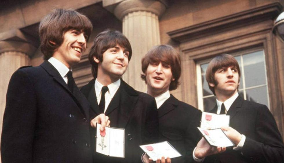 "The Beatles lanza nuevo video de ""Glass Onion"" en Apple Music. (Foto: EFE)"