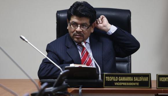 Critica convocatoria a ministros. (César Fajardo)