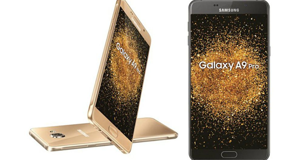 SAMSUNG GALAXY A9 PRO: Tiene una capacidad de 5.000 mAh + carga rápida (Samsung)