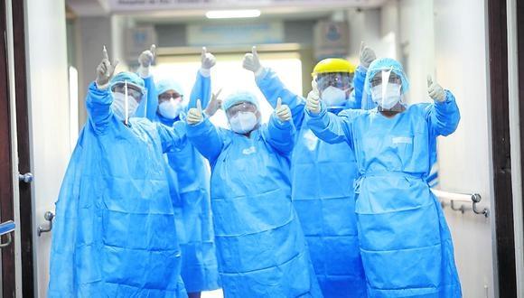 Lambayeque: médicos de la promoción COVID-19 se graduaron luego de tres años de formación (Foto referencial).