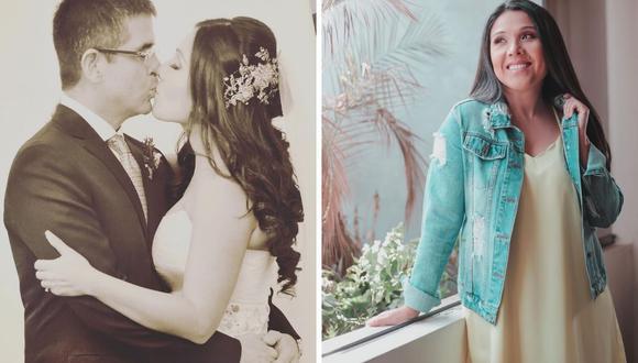 Tula Rodríguez envió un sentido mensaje a su esposo fallecido, Javier Carmona, en redes sociales. (Foto: Instagram /@tulaperu).