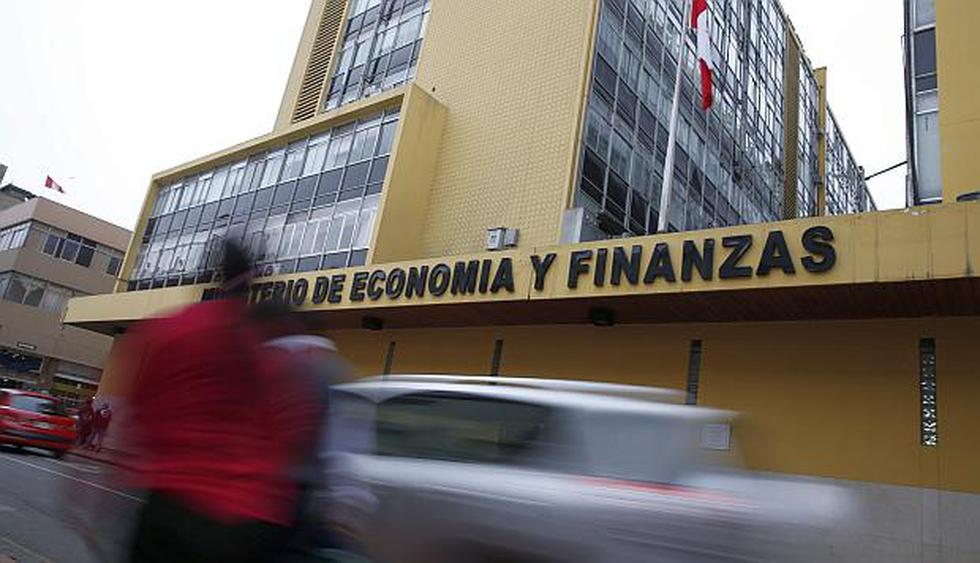 El Ministerio de Economía y Finanzas. (Foto: USI)