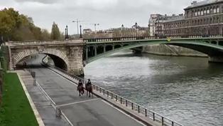 Francia: Macron anuncia un desconfinamiento lento paralelo al inicio de la vacunación