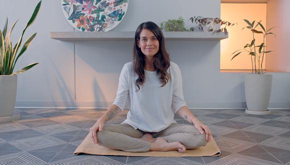 Daniela Sarfati, de 'Torbellino' a la meditación.