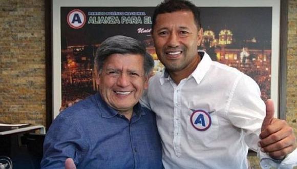 Roberto Palacios postulará al Congreso por el partido de César Acuña. (USI)