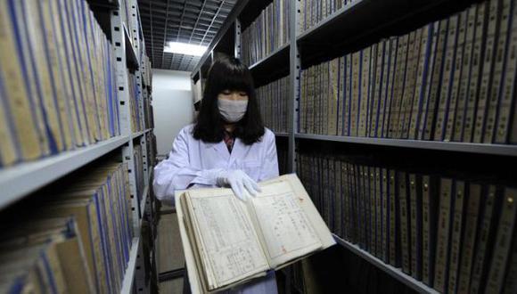 China publica documentos confidenciales japoneses de Segunda Guerra Mundial. (chinanews.com)
