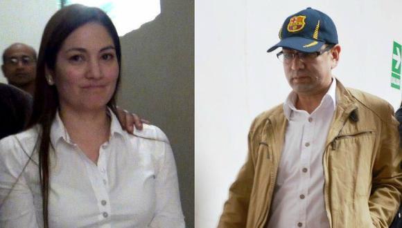 Ambos figuraban en la lista de los más buscados del Ministerio del Interior. (Difusión)