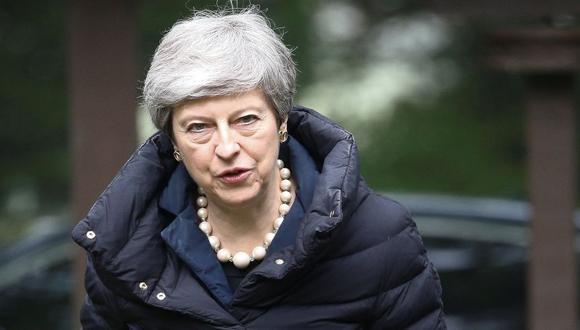 "Theresa May anuncia que hará ""nueva oferta"" al Parlamento para aprobar el Brexit. (Reuters)"