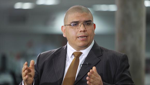 Fernando Castañeda: Conoce al nuevo ministro de Justicia y Derechos Humanos