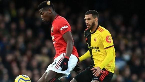 Manchester United vs. Newcastle: chocan por la fecha 19 de la Premier League. (Foto: AFP)