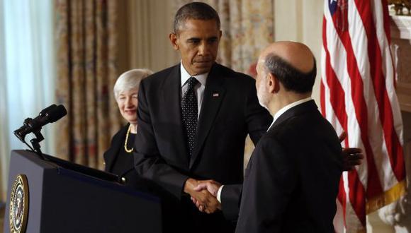 Tensa espera. El Gobierno de Obama llegará al límite en siete días. (Reuters)