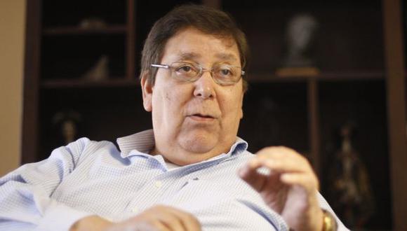 La verdad detrás del gesto. Abogado Enrique Bernales explica a Perú21 decisión de candidatos al Parlamento por Alianza Popular. (Roberto Cáceres)
