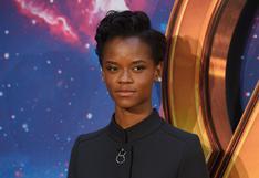 """Letitia Wright sobre la posibilidad de darse """"Black Panther 2"""" sin Chadwick Boseman: """"Todavía estamos de luto"""""""