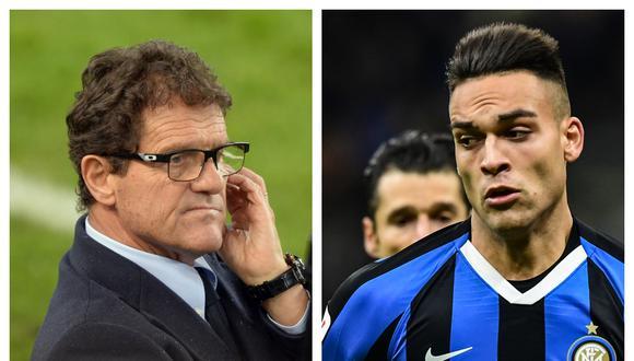 Fabio Capello dirigió al AC Milan y el Real Madrid, entre otros equipos. (Foto: AFP)
